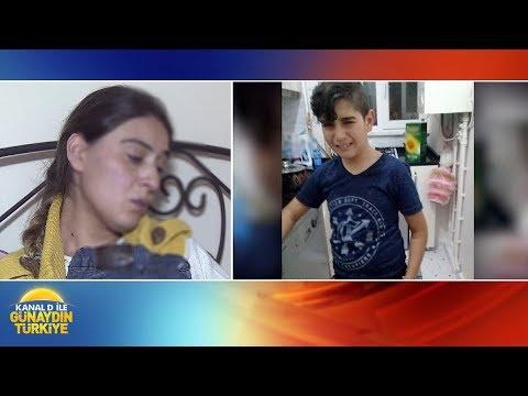 Yiğitcan'ın annesi Günaydın Türkiye'ye konuştu!