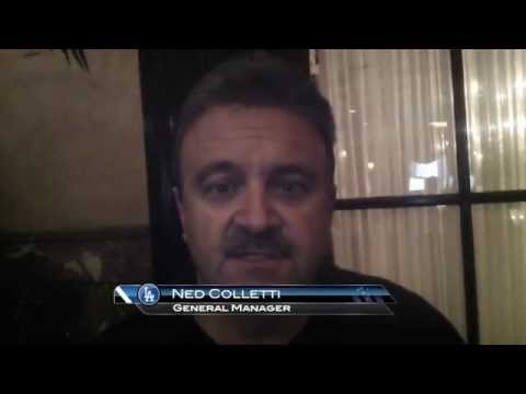 Ned Colletti proud of Kershaw