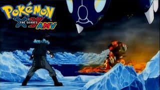 Pokemon XY [AMV] The Strongest Mega Evolution Act III