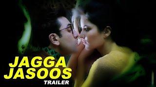 Jagga Jasoos Official TRAILER ft Ranbir Kapoor, Katrina Kaif RELEASES