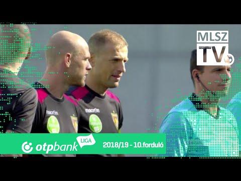 Budapest Honvéd – DVTK | 1-0 | (0-0) | OTP Bank Liga | 10. forduló | MLSZTV - kattintson a lejátszáshoz!