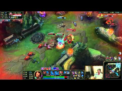 ✔ DARIUS REWORK IS BROKEN   Jungle Academy Darius   PBE Full Commentary   League of Legends 1