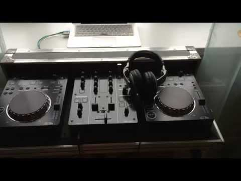 CDJ-350 как контроллер для Rekordbox
