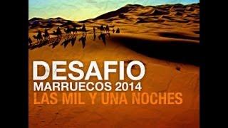 Desafio 2014 marruecos