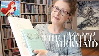 The True History of The Little Mermaid | Fairy Tales with Jen