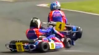 Incredible Top 10 Last Laps! YOU WILL NOT BELIEVE No.1! Karting & Minibikes...