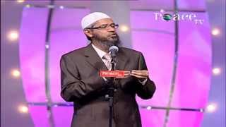 Dr Zakir Naik - Definition of Allah in Islam.