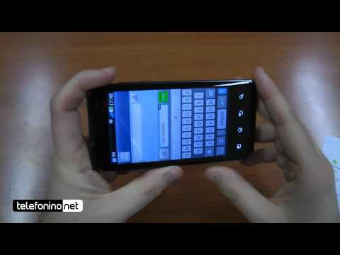 Video: Lg Optimus 2x Dual videopreview da Telefonino.net