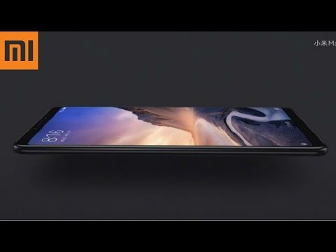 Xiaomi Mi Max 3 - Official First Look