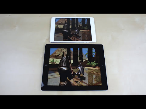 iPad mini vs iPad 4 Speed Test!