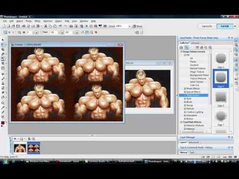 Ulead Photoimpact 12- Hilfe zum Programm , photoimpact 12 обучение скачать