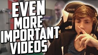 Reacting to EVEN MORE Important Videos