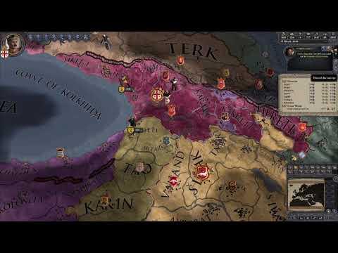 Crusader Kings II. HIP mod Kaukázus népe front 3.rész