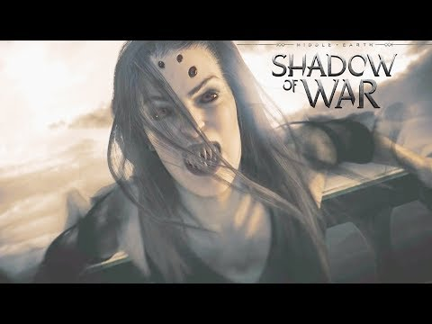 Средиземье: Тени Войны (Shadow of War) Прохождение #8 — СЮЖЕТ В МОРДОРЕ!