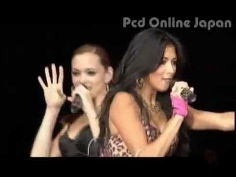 The Pussycat Dolls - Buttons And Beep Live At Und Festival 2006 video