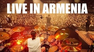 System of a Down - Wake Up The Souls - Live Concert in Yerevan, Armenia April 23, 2015