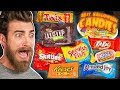 Best Halloween Candy Taste Test (Day 2)