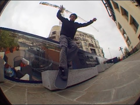 'Community' Part 1 - Bristol skateboarding by James Harris.