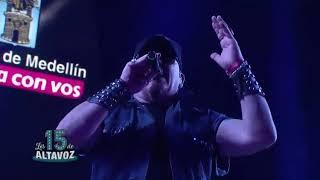 Angeles del infierno en el festival Altavoz Medellín 2018