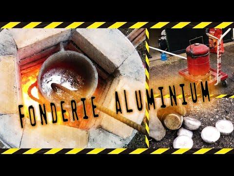 Fabrication d'une fonderie à aluminium - [vost eng]