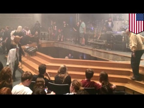 High School Stages Stage Collapse High School