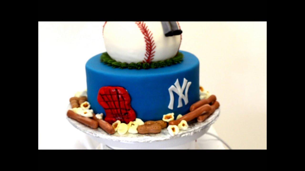Beisbol Cake