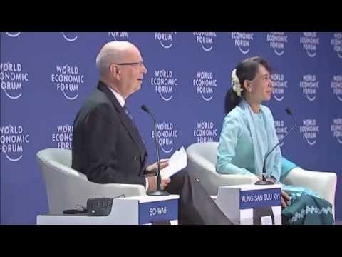East Asia 2012 - A Conversation with Daw Aung San Suu Kyi