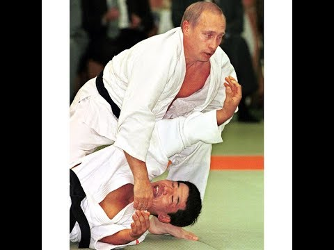 VLADIMIR PUTIN JUDO & SAMBO 3