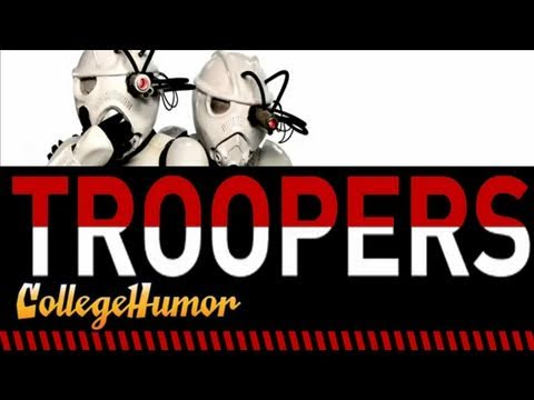 Troopers - Lost In Translation