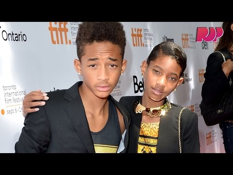 Jaden And Willow Smith Interview EXPLAINED