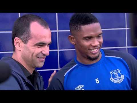 Eto'o: ''Everton passt zu meiner Philosophie''