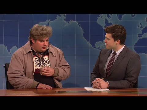 Weekend Update: Drunk Uncle on Halloween - Saturday Night Live