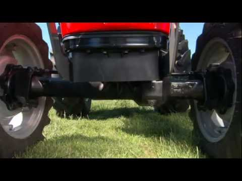 Massey Ferguson 2600 Series Tractor Competitive Comparison