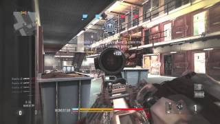 I'm back with a 6 on screen -Rawma