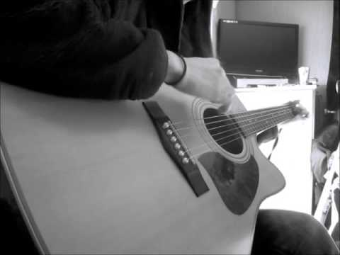Luke Bryan's blood Brothers Acoustic Guitar Cover video