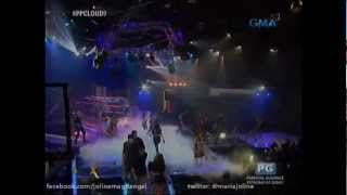Party Pilipinas (Cloud 9) Opening - Jolina Magdangal, Kyla, Rachelle Ann Go, Elmo Magalona
