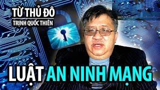 TỪ THỦ ĐÔ: An ninh mạng Việt, An ninh mạng Mỹ - Cyber Security