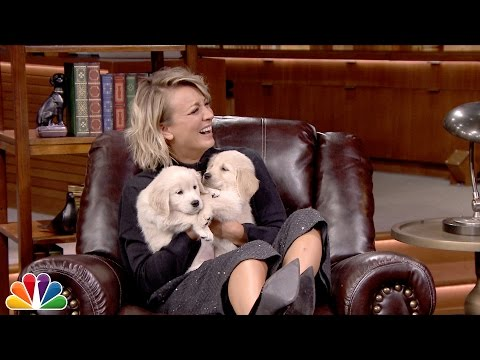 Pup Quiz with Kaley Cuoco-Sweeting