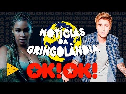 Limonada da BeyBey, Justin Bieber ignorando fãs e mais disco novo da Rihanna