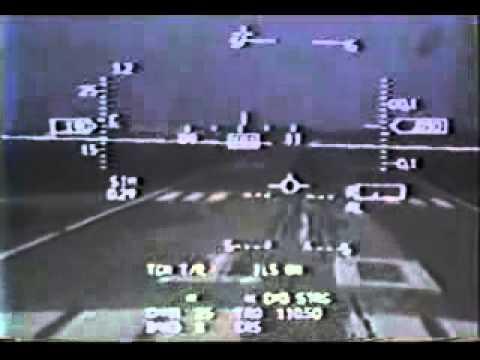 Land Dead F-16 Dead Stick Landing