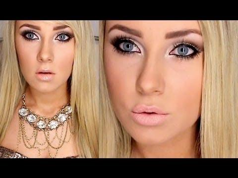 Easy Prom Eye Makeup Tutorials
