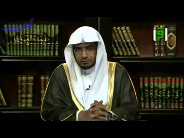 ورع وزهد الإمام أبي حنيفة - الشيخ صالح المغامسي