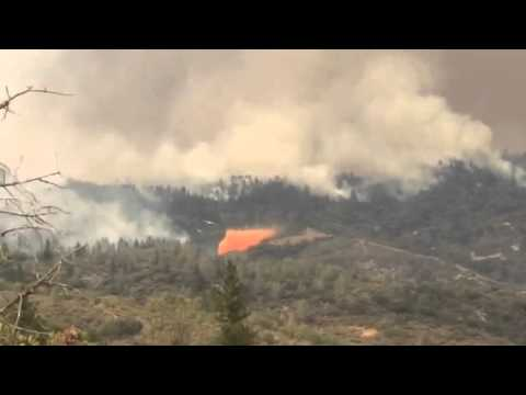 Fighting the French fire in Madera County