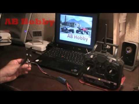 Conectar Servos. ESC y Motor a receptor para Avion de RC