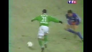 ASSE 5-4 Montpellier - 26e journée de D1 1999-2000