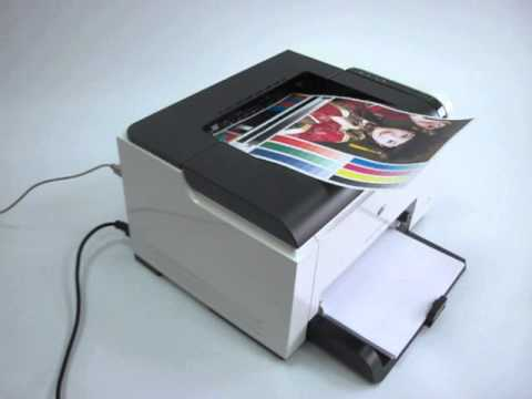 Hewlett Packard LaserJet Pro CP1025 Color