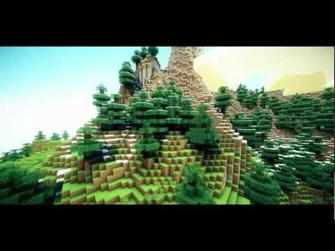 "Minecraft Cinematic - ""North"" (R3D.CRAFT Texture Pack by UniblueMedia)"