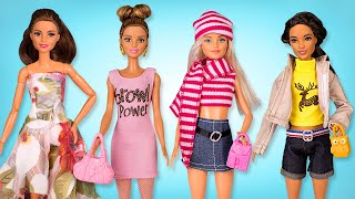 Let's Unbox And Review Barbie Outfits From Wish.com