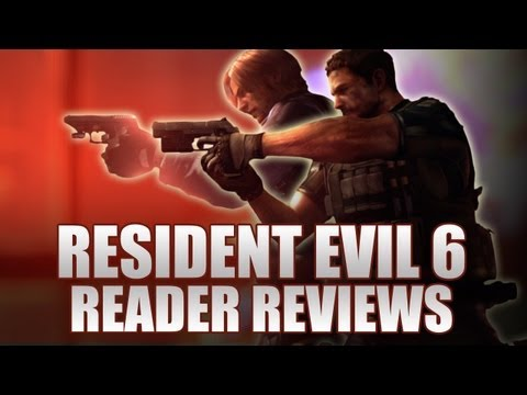 Resident Evil 6 Reader Reviews