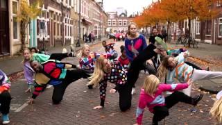 Flashmob Truien van Loes